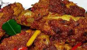 resep ayam paniki J Chandra Ekajaya & J Wijanarko