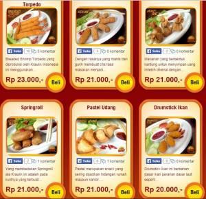 J Chandra Ekajaya & J Wijanarko bisnis online kuliner