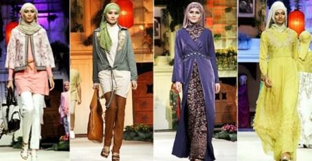 Fashion Muslim Andalan Pengusaha Chandra Ekajaya
